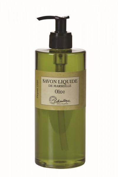 Lothantique Marseille Flüssigseife Olive 500ml