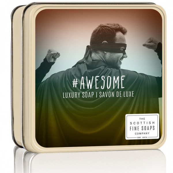 Scottish Fine Soaps Seife #awesome in Dose 100g