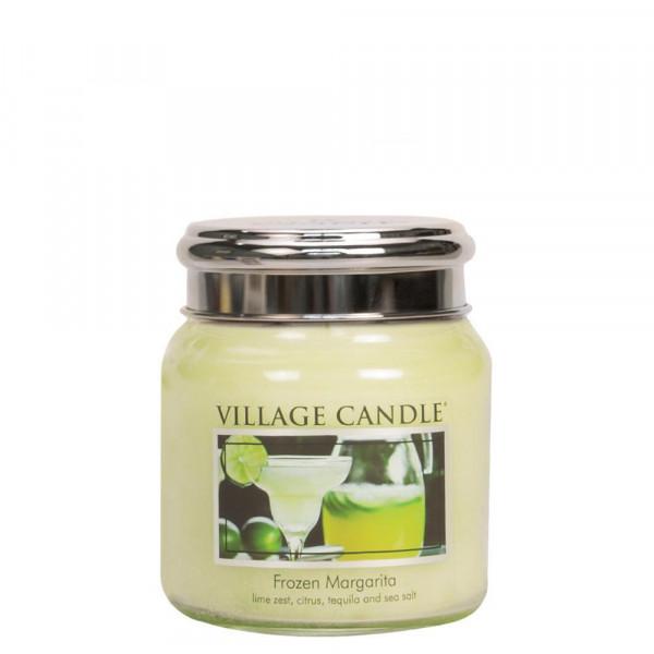 Village Candle Duftkerze Frozen Margarita im Glas 411g