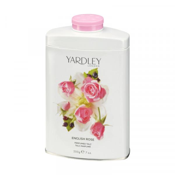 Yardley London Talkumpuder English Rose 200g