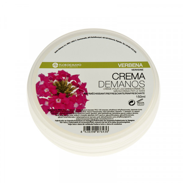 Flor de Mayo Handcreme Eisenkraut 150ml
