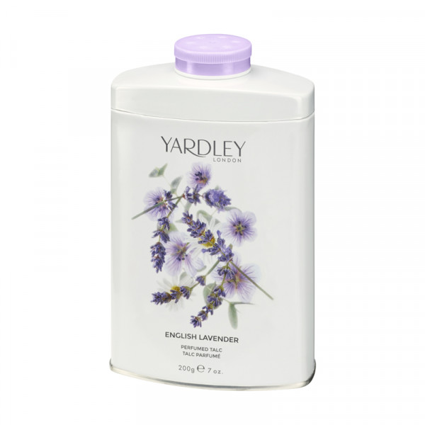 Yardley London Talkumpuder English Lavender 200g