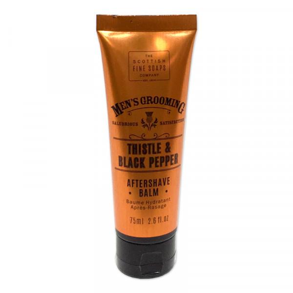 Scottish Fine Soaps Aftershave Balsam Men's Grooming 75ml