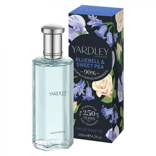Yardley London Eau de Toilette Bluebell & Sweet Pea 125ml