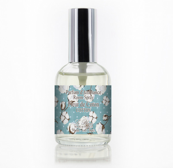 Le Blanc Raumspray Baumwollblüte 50ml