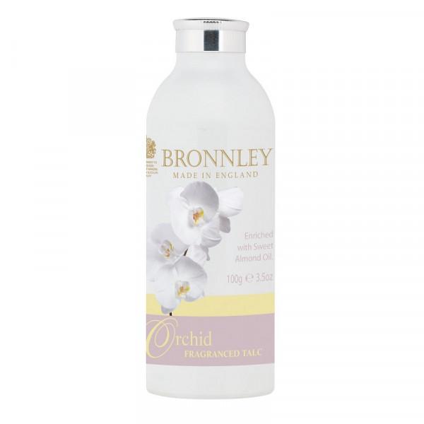 Bronnley Talkumpuder Orchid 100g