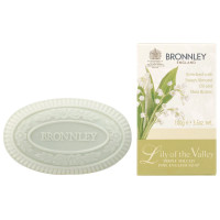 Bronnley Luxusseife Lily of the Valley 100g