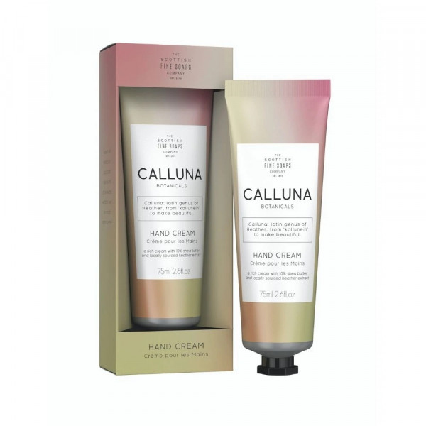 Scottish Fine Soaps Handcreme Calluna Botanicals 75ml