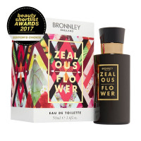 Bronnley Eau de Toilette Zealous Flower 50ml