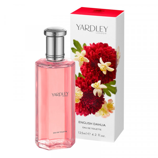 Yardley London Eau de Toilette English Dahlia 125ml