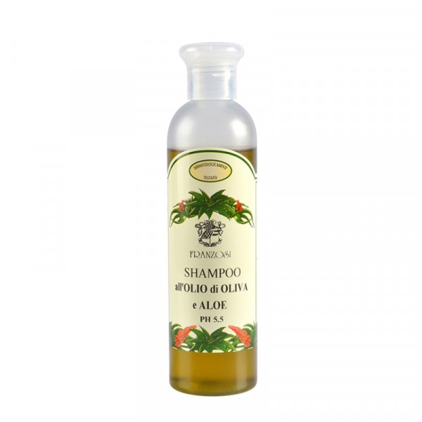 Cantine Franzosi Shampoo mit Olivenöl & Aloe Vera 250ml