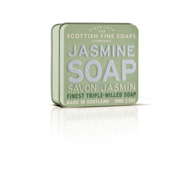 Scottish Fine Soaps Seife Jasmine in Dose 100g