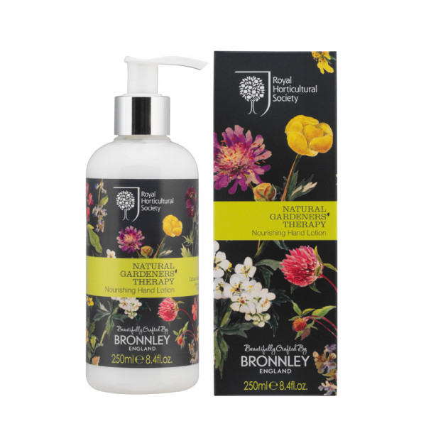 Bronnley Handlotion Natural Gardeners Therapy 250ml