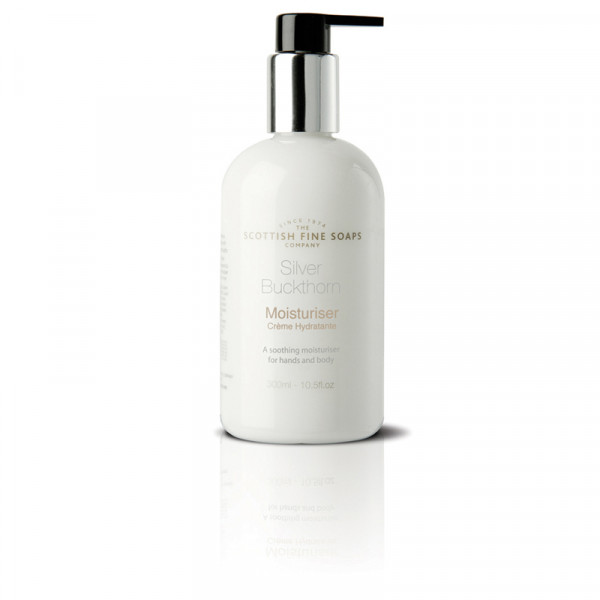 Scottish Fine Soaps Hand- & Bodylotion Silver Buckthorn 300ml