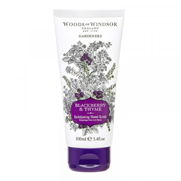 Woods of Windsor Handpeeling Brombeere & Thymian 100ml