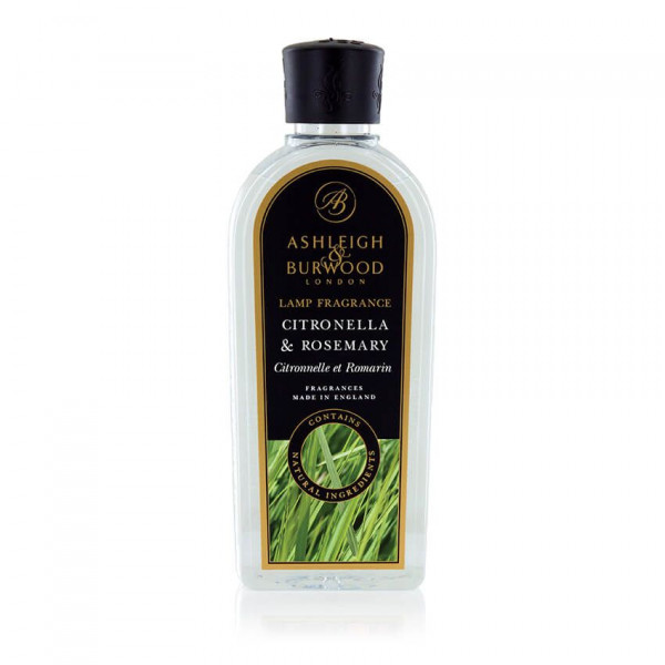 Ashleigh & Burwood Raumduft Citronella & Rosemary 500ml