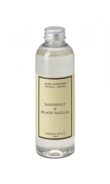 Cereria Mollá 1899 Diffuser Refill Raspberry & Black Vanilla 200ml