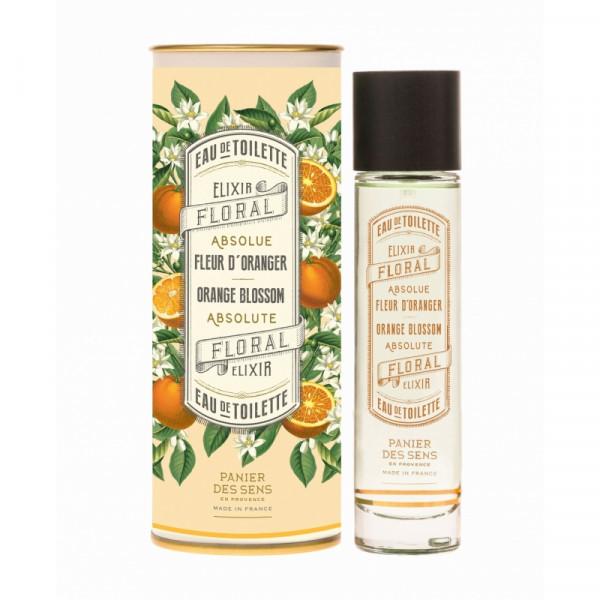 Panier des Sens Eau de Toilette Orangenblüte 50 ml