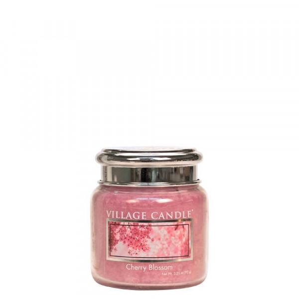 Village Candle Duftkerze Cherry Blossom im Glas 110g