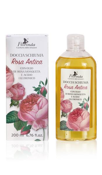 Florinda Duschgel Rosa Antica 200ml