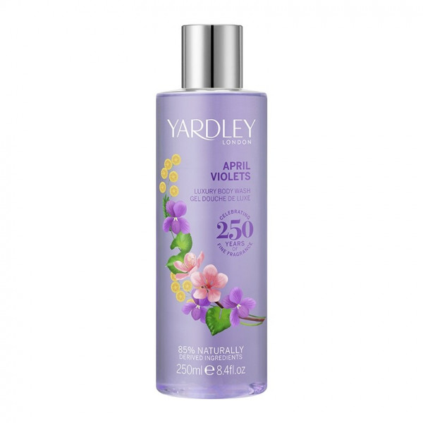Yardley London Duschgel April Violets 250ml