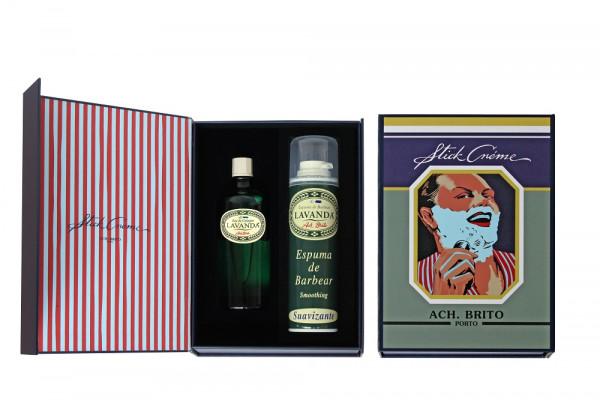 Ach.Brito Geschenkset Lavendel 2-teilig