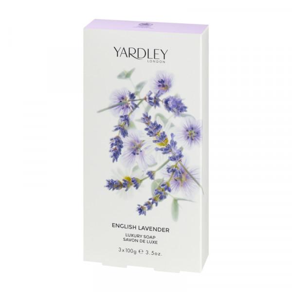 Yardley London Luxusseife English Lavender 3 x 100g