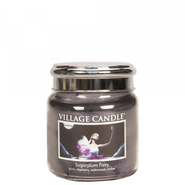 Village Candle Duftkerze Sugarplum Fairy im Glas 411g