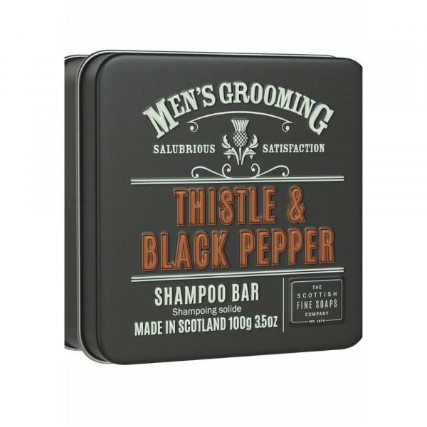 Scottish Fine Soaps Haarseife Men's Grooming in Dose 100g
