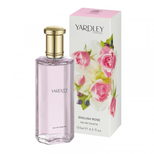 Yardley London Eau de Toilette English Rose 125ml