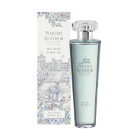 Woods of Windsor Eau de Toilette Blaue Orchidee & Seerose 100ml
