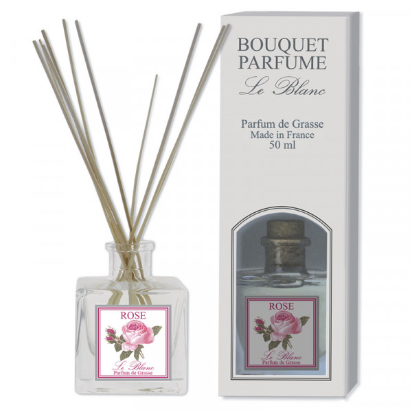 Le Blanc Raumduft Diffuser Rose 50ml