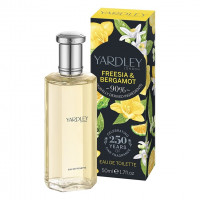Yardley London Eau de Toilette Freesia & Bergamot 50ml