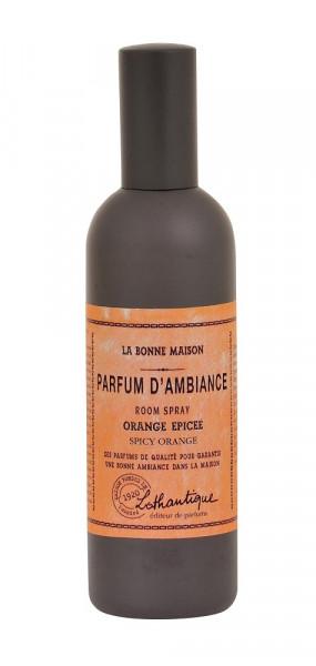 Lothantique Raumspray Spicy Orange 100ml