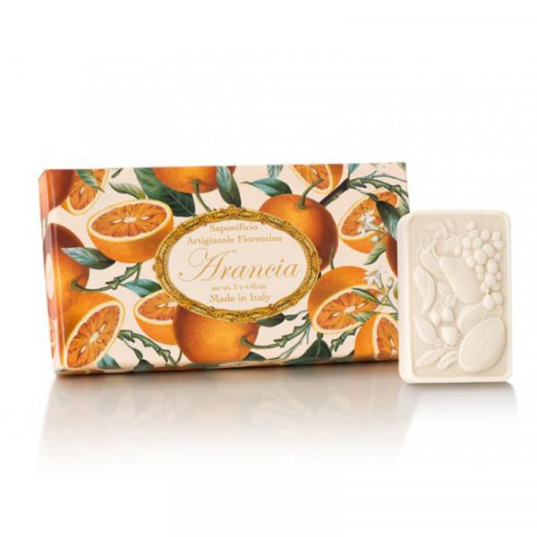 Fiorentino Seife Orange 3 x 125g