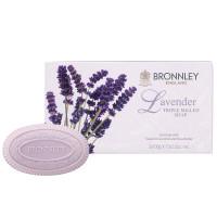 Bronnley Gästeseife Lavender 3 x 100g