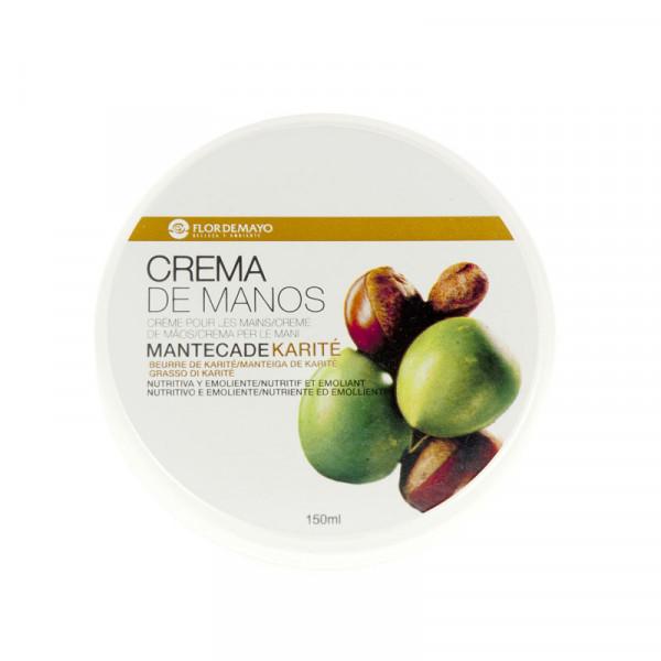 Flor de Mayo Handcreme Sheabutter 150ml