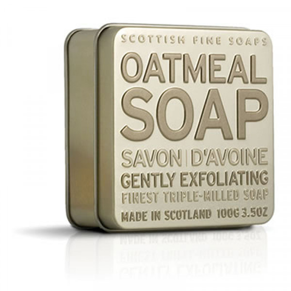 Scottish Fine Soaps Seife Oatmeal in Dose 100g