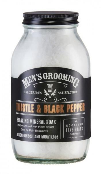 Scottish Fine Soaps Entspannungsbad Men's Grooming 500g