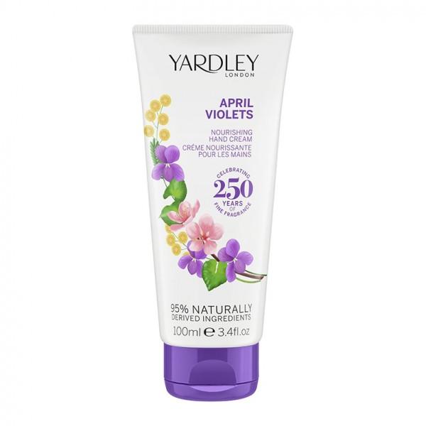 Yardley London Handcreme April Violets 100ml