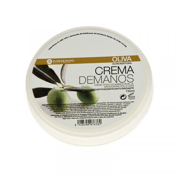 Flor de Mayo Handcreme Olive 150ml