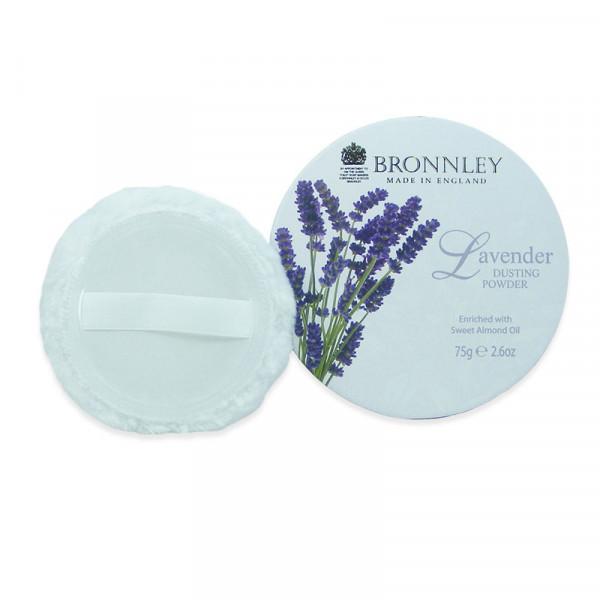 Bronnley Körperpuder Lavender 75g