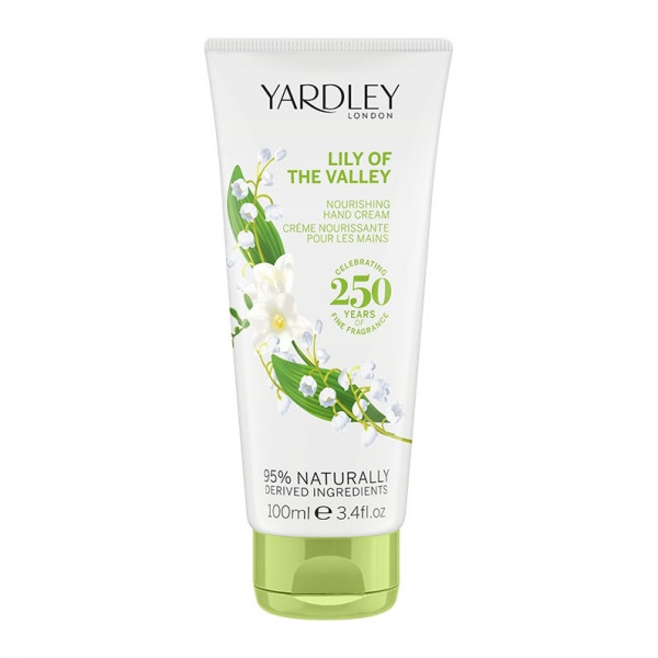 Yardley London Handcreme Lily of the Valley 100ml