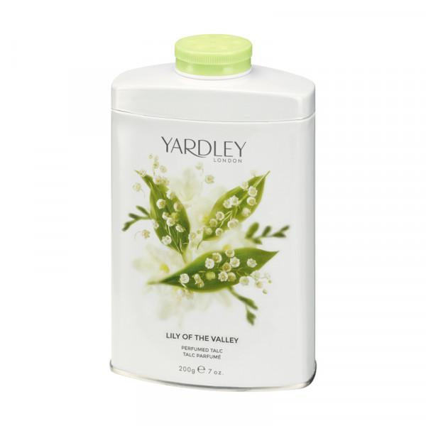 Yardley London Talkumpuder Lily of the Valley 200g