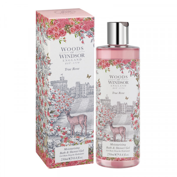 Woods of Windsor Duschgel True Rose 250ml