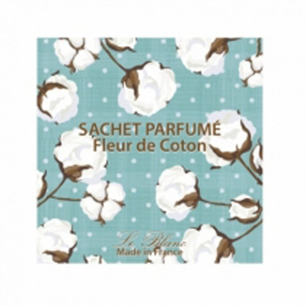 Le Blanc Duftsachet Baumwollblüte 8g