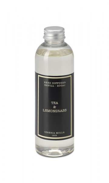 Cereria Mollá 1899 Diffuser Refill Tea & Lemongrass 200ml
