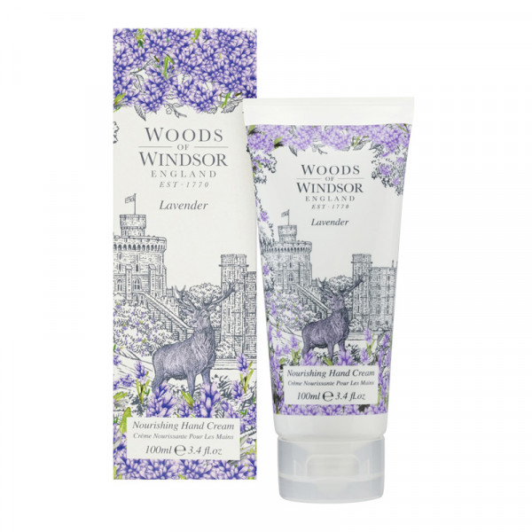 Woods of Windsor Handcreme Lavendel 100ml