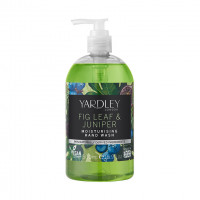 Yardley London Flüssigseife Fig Leaf & Juniper 500ml