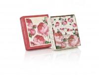 Florinda Geschenkset Seife & Duftsachets Rosa Antica